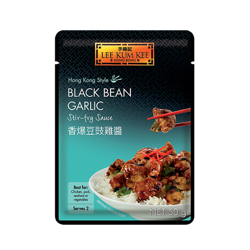 Lee Kum Kee Black Bean Garlic Stir-fry Sauce