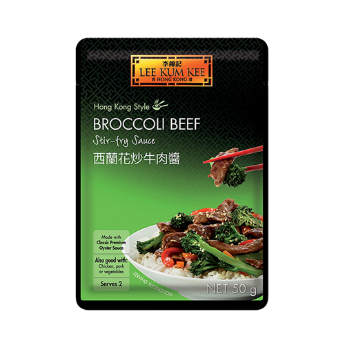 Broccoli Beef Stir-fry Sauce