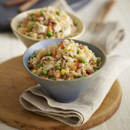 Yang Zhou Stir Fried Rice