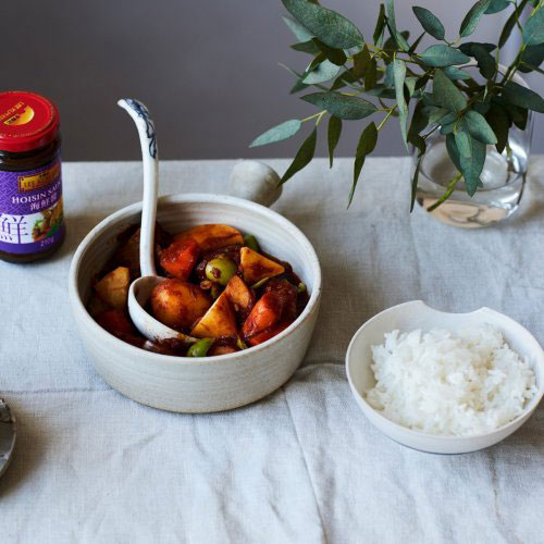 Ken Hom's Mother's Braised East-West Beef Stew