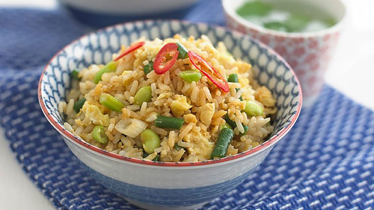 Special  Fried Rice (v)